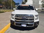 Foto venta Auto usado Ford Lobo LOBO King Ranch Doble cabina 4x4 color Blanco precio $739,000