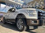 Foto venta Auto Seminuevo Ford Lobo LOBO LARIAT 4x4 Doble Cabina (2017) color Blanco precio $698,000