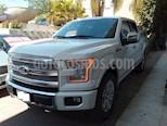Foto venta Auto Seminuevo Ford Lobo LOBO PLATINUM 4x4 Doble Cabina (2016) color Blanco precio $649,000
