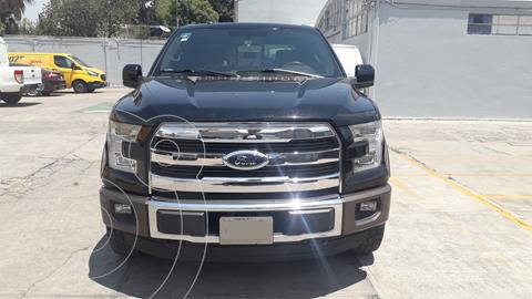 Ford Lobo Doble Cabina King Ranch usado (2016) color Negro precio $560,000