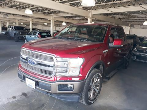 Ford Lobo Doble Cabina King Ranch usado (2019) color Rojo Cobrizo precio $869,000