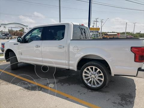 Ford Lobo Doble Cabina Platinum 4x4 usado (2019) color Blanco precio $900,000
