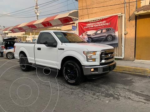 Ford Lobo Cabina Regular XLT 4x2 V8 usado (2016) color Blanco precio $398,000