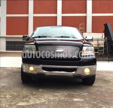 Ford Lobo Cabina Regular XLT 4x2 V8 usado (2006) color Negro Profundo precio $127,500
