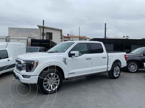 Ford Lobo Doble Cabina Platinum Limited usado (2021) color Blanco precio $1,380,800
