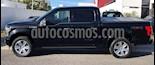 Ford Lobo Platinum 4x4 Cabina Doble usado (2018) color Negro precio $785,000