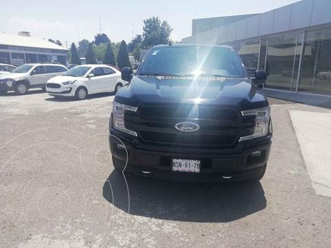 Ford Lobo Platinum Crew Cab 4x4 usado (2020) color Negro precio $939,000