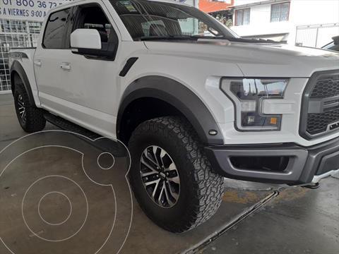 Ford Lobo RAPTOR 4X4 usado (2019) color Blanco precio $1,150,000