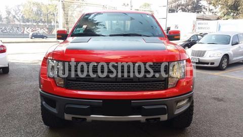 Ford Lobo Raptor SVT  usado (2014) color Rojo precio $400,000