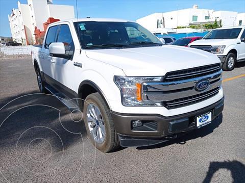 Ford Lobo Platinum Crew Cab 4x4 usado (2018) color Blanco precio $720,000