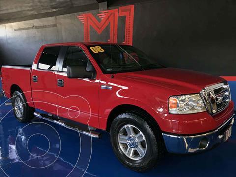Ford Lobo XLT Crew Cab 4x2 V8 usado (2008) color Rojo precio $229,900