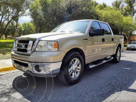Ford Lobo XLT Crew Cab 4x2 V8 usado (2008) color Dorado precio $185,000