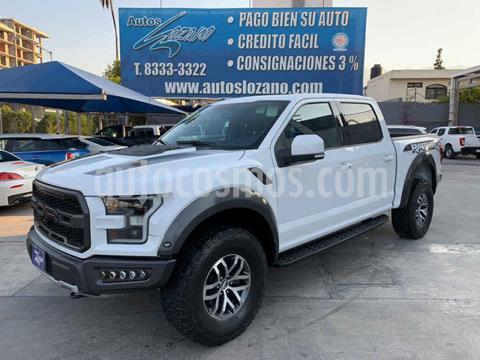 Ford Lobo Raptor SVT usado (2018) color Blanco precio $969,900