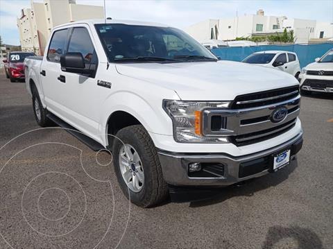 Ford Lobo XLT CREW CAB 4X4 usado (2018) color Blanco precio $635,000