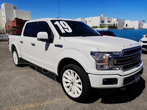 Ford Lobo Doble Cabina Platinum 4x4 usado (2019) color Blanco precio $960,000