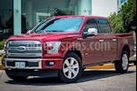 Foto venta Auto usado Ford Lobo Platinum 4x4 Cabina Doble (2017) color Rojo Rubi precio $729,000