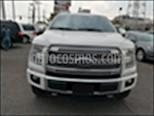 Foto venta Auto usado Ford Lobo Platinum Crew Cab 4x4 (2016) color Blanco precio $650,000