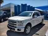 Foto venta Auto usado Ford Lobo Platinum Crew Cab 4x4 (2017) color Blanco precio $640,000