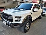 Foto venta Auto usado Ford Lobo Raptor SVT  (2018) color Blanco precio $1,080,000