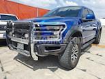 Foto venta Auto usado Ford Lobo Raptor SVT  (2017) color Azul precio $936,000