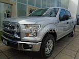 Foto venta Auto usado Ford Lobo XLT CREW CAB 4X4 (2017) color Plata precio $580,000