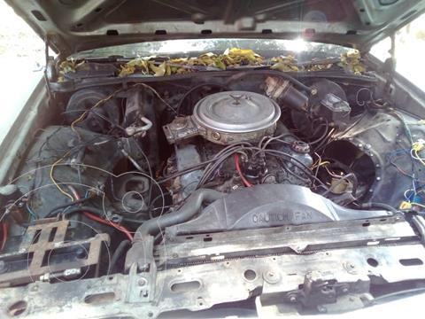 Ford ltd ford usado (1984) color Plata precio u$s700