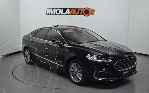 Ford Mondeo Hibrido Vignale usado (2019) color Negro precio $5.400.000