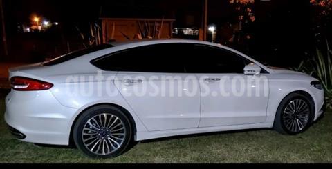 Ford Mondeo SE 2.0L Aut Ecoboost 2016/2017 usado (2018) color Blanco Platinado precio $2.530.000