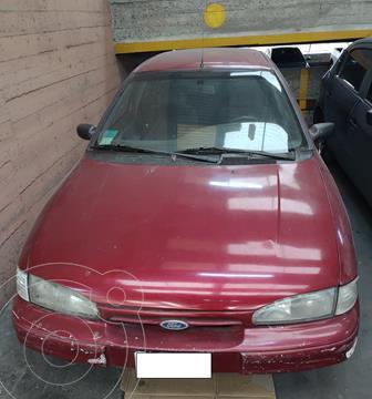 Ford Mondeo CLX 5P usado (1997) color Rojo precio $120.000