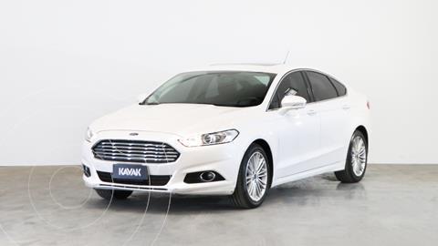Ford Mondeo SEL 2.0L Ecoboost Aut usado (2016) color Blanco Platinado precio $2.490.000