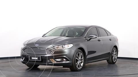 Ford Mondeo SEL 2.0L Ecoboost Aut usado (2017) color Gris Tectonico precio $3.360.000