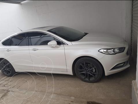 Ford Mondeo SEL 2.0L Ecoboost Aut usado (2018) color Blanco Platinado precio $3.600.000