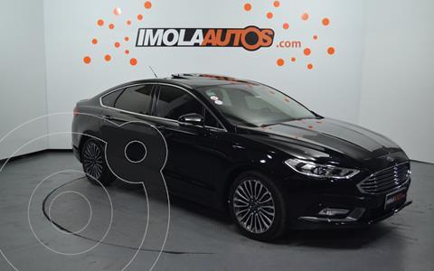 Ford Mondeo Titanium 2.0L Ecoboost Aut usado (2018) color Negro precio $3.900.000