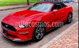 Ford Mustang 2 usado (2019) color Rojo precio $154.900.000