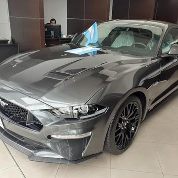 Ford Mustang GT 5.0L V8 Aut nuevo color Gris Plata  precio $16.600.000