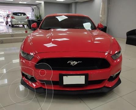 Ford Mustang 5.0L V8 Aut usado (2017) color Rojo Racing precio $11.590.000
