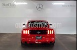 Foto venta Auto usado Ford Mustang CoupA© 3.7L V6 Aut (2016) color Rojo precio $369,000