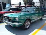 Foto venta Auto usado Ford Mustang Coupe Lujo 3.7L V6 Aut (1965) color Verde precio $420,000
