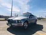 Foto venta Auto usado Ford Mustang Coupe V6 Aut (2008) color Plata Metalizado precio $110,000
