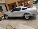 Foto venta Auto usado Ford Mustang Coupe V6 Aut (2008) color Gris Plata  precio $95,000