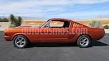 Foto venta Auto usado Ford Mustang Fast Back (1965) color Naranja Metalico precio $180,000
