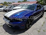 Foto venta Auto usado Ford Mustang GT Equipado Vip (2013) color Azul Deportivo precio $298,000