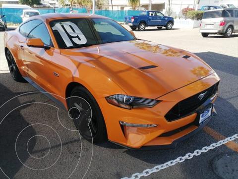 Ford Mustang GT 5.0L V8 Aut usado (2019) color Naranja precio $615,000