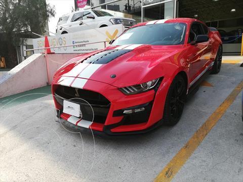 Ford Mustang Shelby GT 500 usado (2020) color Rojo precio $2,149,900
