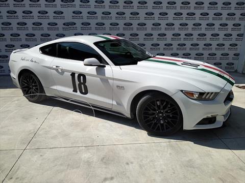 Ford Mustang GT EQUIPADO V8/5.0 AUT ED FREDDY VAN BEUREN usado (2015) color Blanco precio $1,070,000