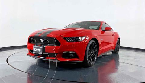 Ford Mustang GT 5.0L V8 Aut usado (2016) color Rojo precio $504,999