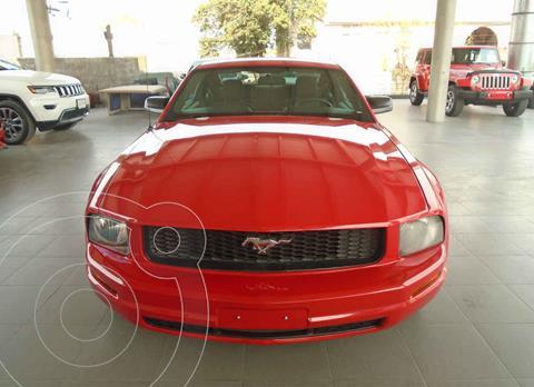 Ford Mustang Coupe V6 usado (2008) color Rojo precio $185,000