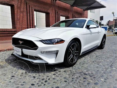 Ford Mustang Coupe 2.3L Aut usado (2019) color Blanco precio $595,000