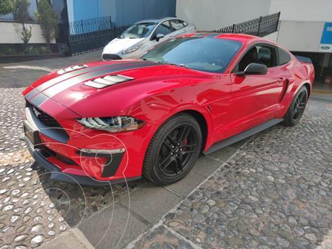 Ford Mustang EcoBoost Aut usado (2020) color Rojo precio $853,700