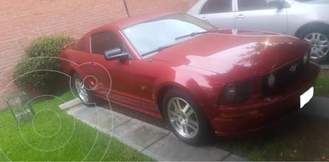 Ford Mustang GT Equipado Aut usado (2005) color Rojo precio $128,000